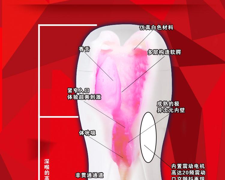 性交自慰视频_迪梦姿 男用震动倒模自慰器 性交萝莉抽插夹吸活塞飞机杯 成人用品