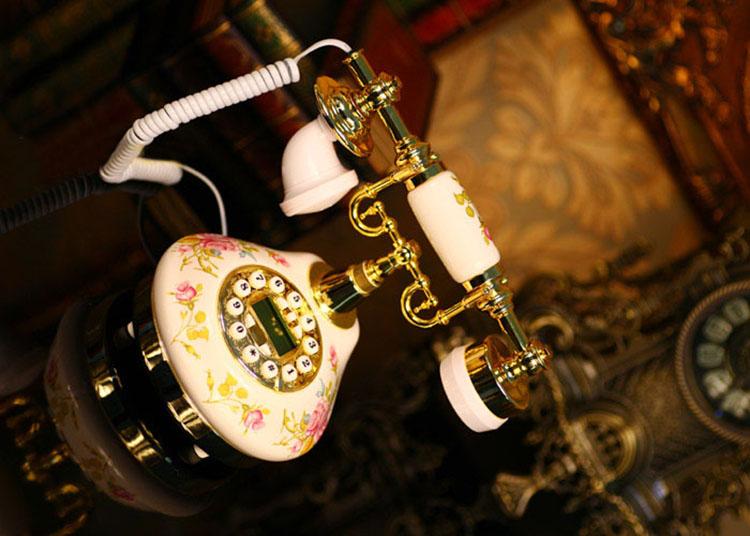 手工制作创意电话机