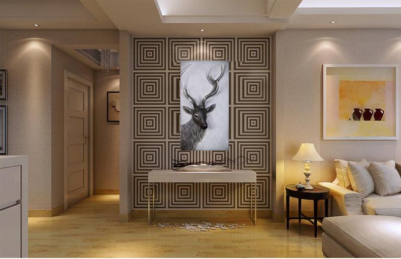 欧式立体墙饰壁挂家居客厅墙上装饰品挂件