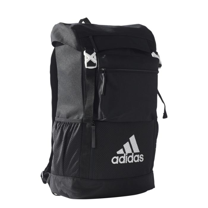 adidas 阿迪达斯 训练 男女 双肩背包 黑 aj9496 如图图片