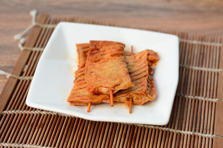 绝爽兰花串 25克豆干 麻辣熟食 湖南特产 特色小吃零食
