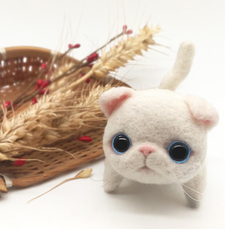 手工制作简单小猫