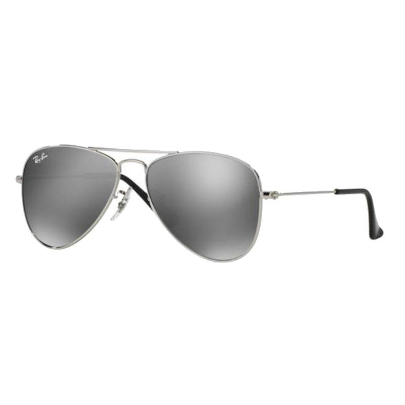 aviator mirror sunglasses  silver mirror