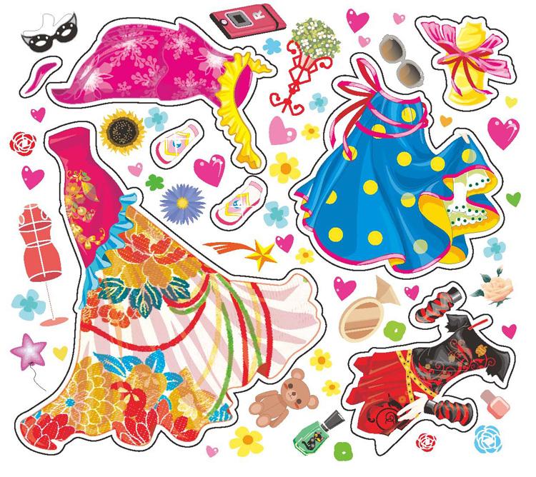 套装8册 幼儿立体diy 儿童书籍 3d纸模型 送剪刀 幼儿小手工书 3 热销图片