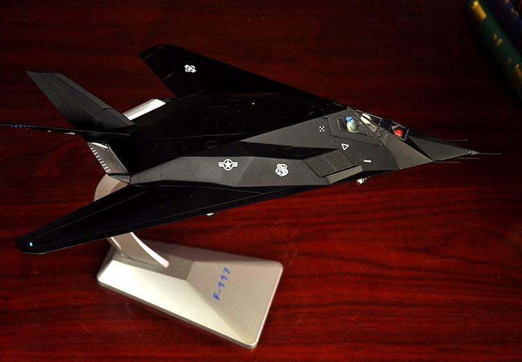 飞机模型合金军事模型