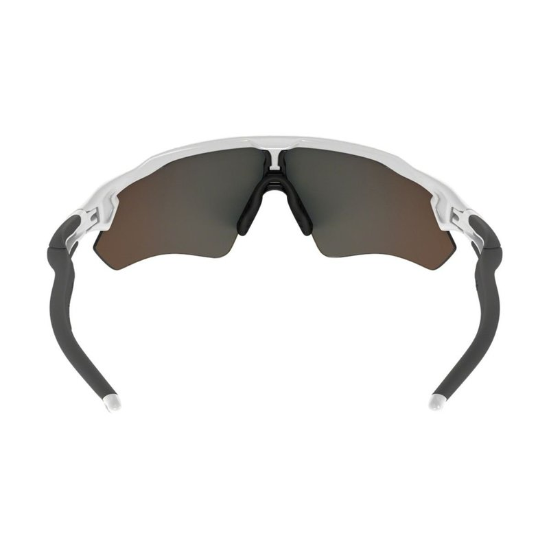 blue oakley radar sunglasses  shield sunglasses