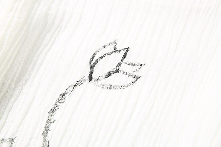 荷花的平铺壁纸手绘