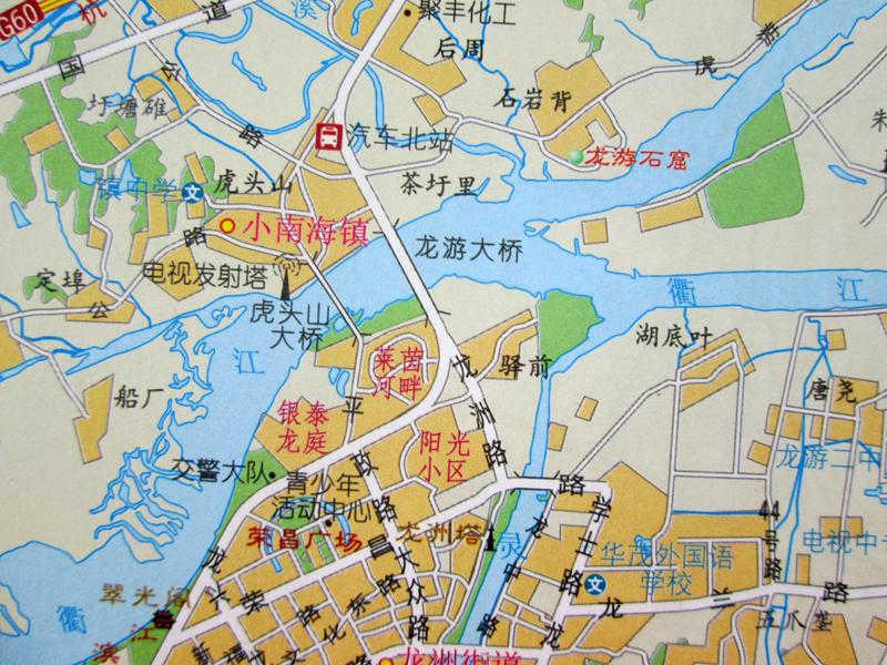 第三届美丽中国地图绘画图分享展示