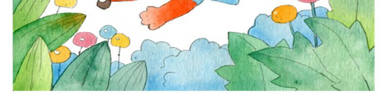 儿童图画百树图