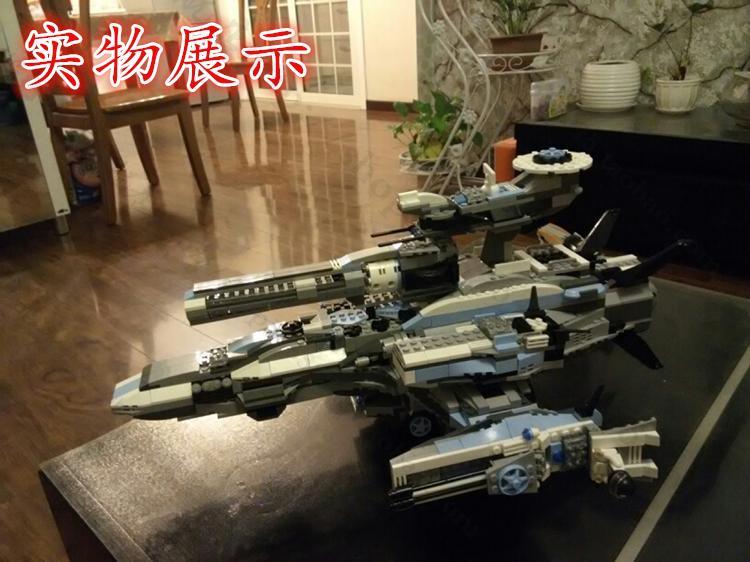 宇宙星神乐高式积木 飞船军事部队益智拼装组装玩具飞机模型男孩