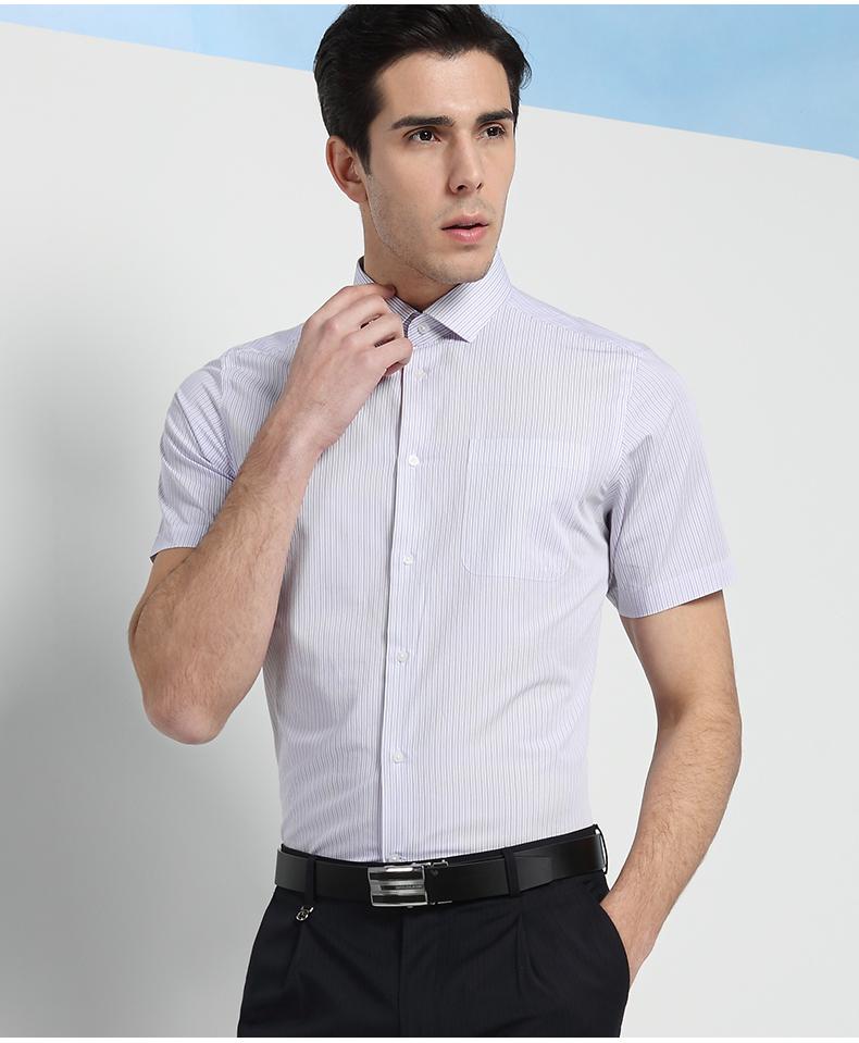 金利来短袖衬衫