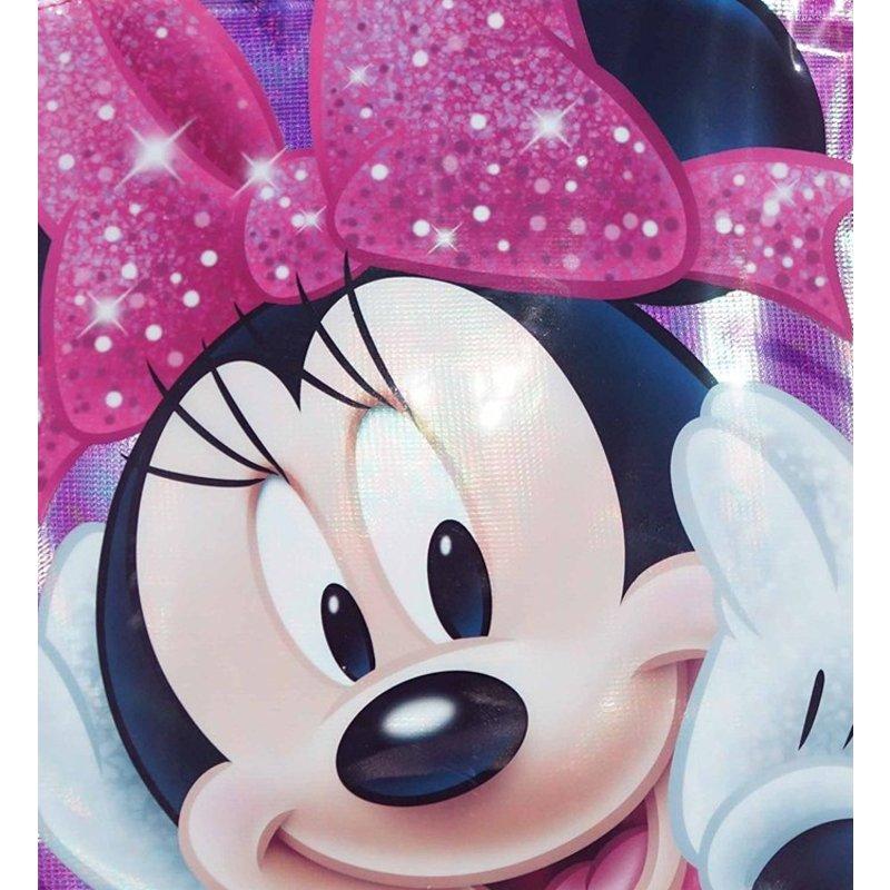 迪士尼(disney)儿童 米老鼠 shiny 休闲可爱双肩包