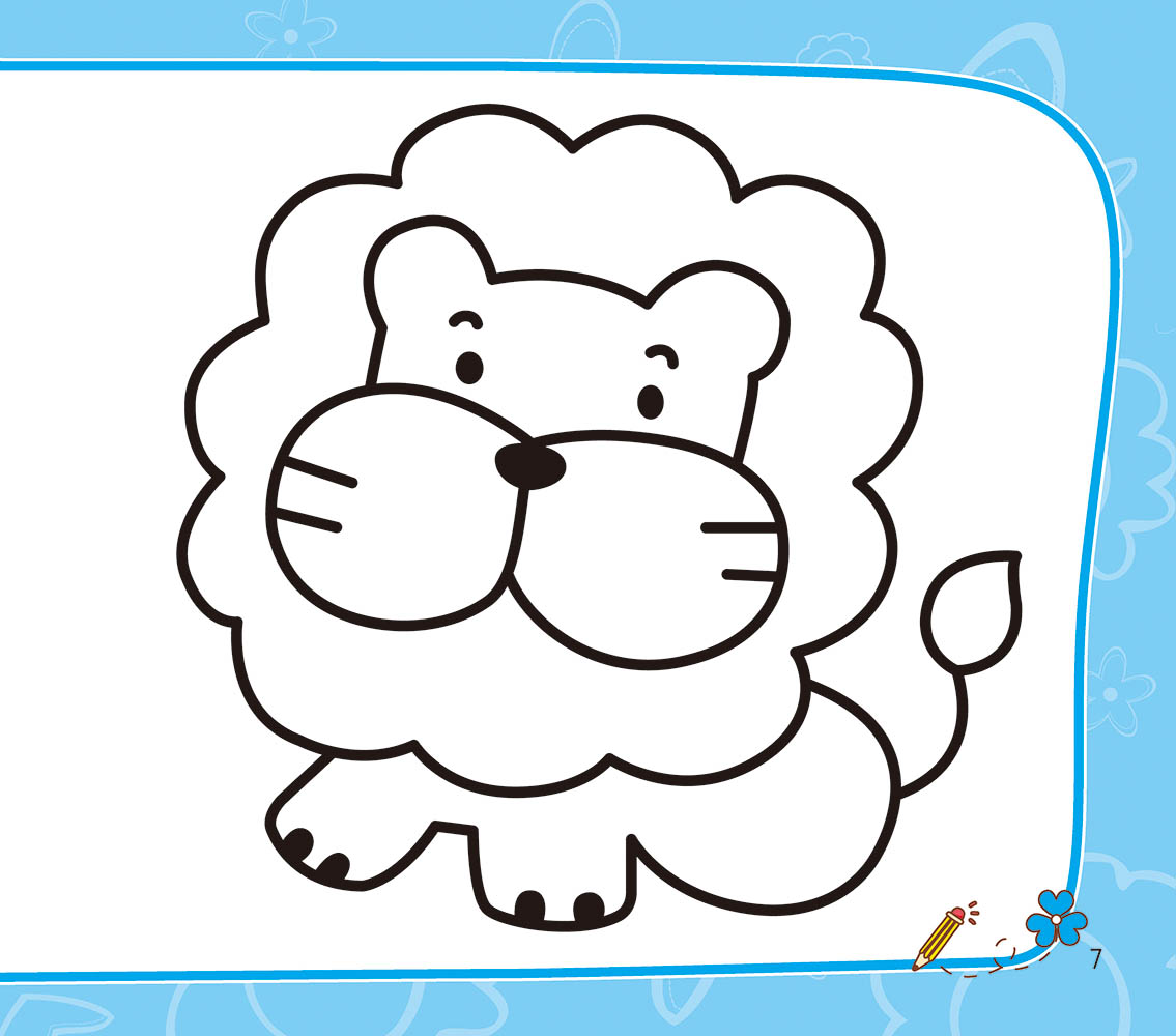 卡通螃蟹图片简笔画-海底卡通图片简笔画_简笔画小白兔图片_卡通动物