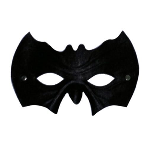 儿童节化妆舞会布面具儿童男半脸眼罩动漫卡通 包布蝙蝠侠面具