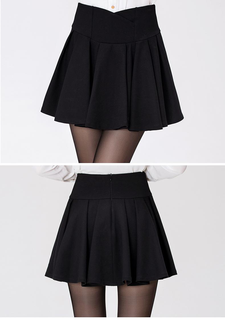 a字型裙子款式图手绘