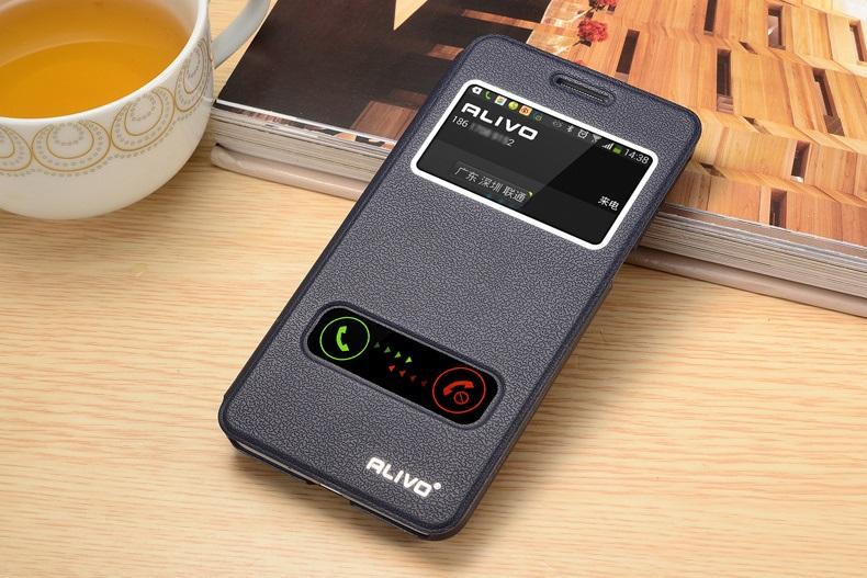 alivo 三星g5306w手机套 sm-g5308w手机壳 g5309w皮套 翻盖保护套