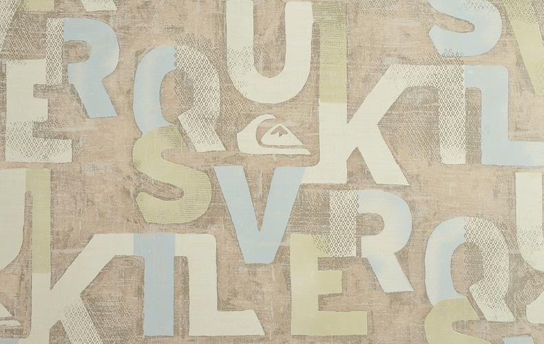 辛格墙纸 客厅沙发背景墙 复古美式英文字母书房 无纺布壁纸卧室床头图片