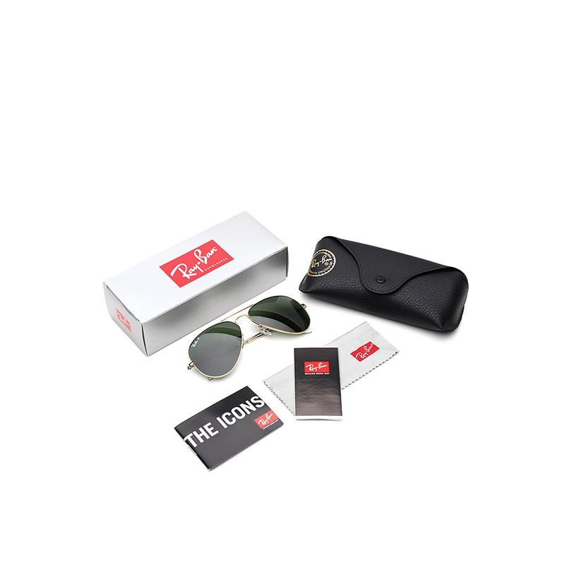 are ray bans polarized  lens  polarized