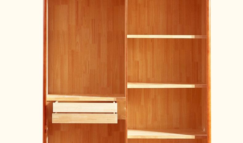 橡木储物柜子