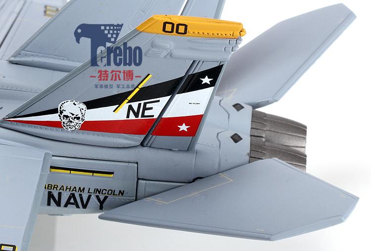 1:72f18大黄蜂战斗机模型
