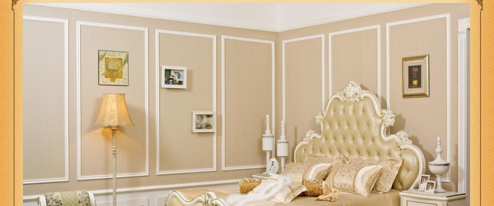尚雅枋-白色欧式卧室1