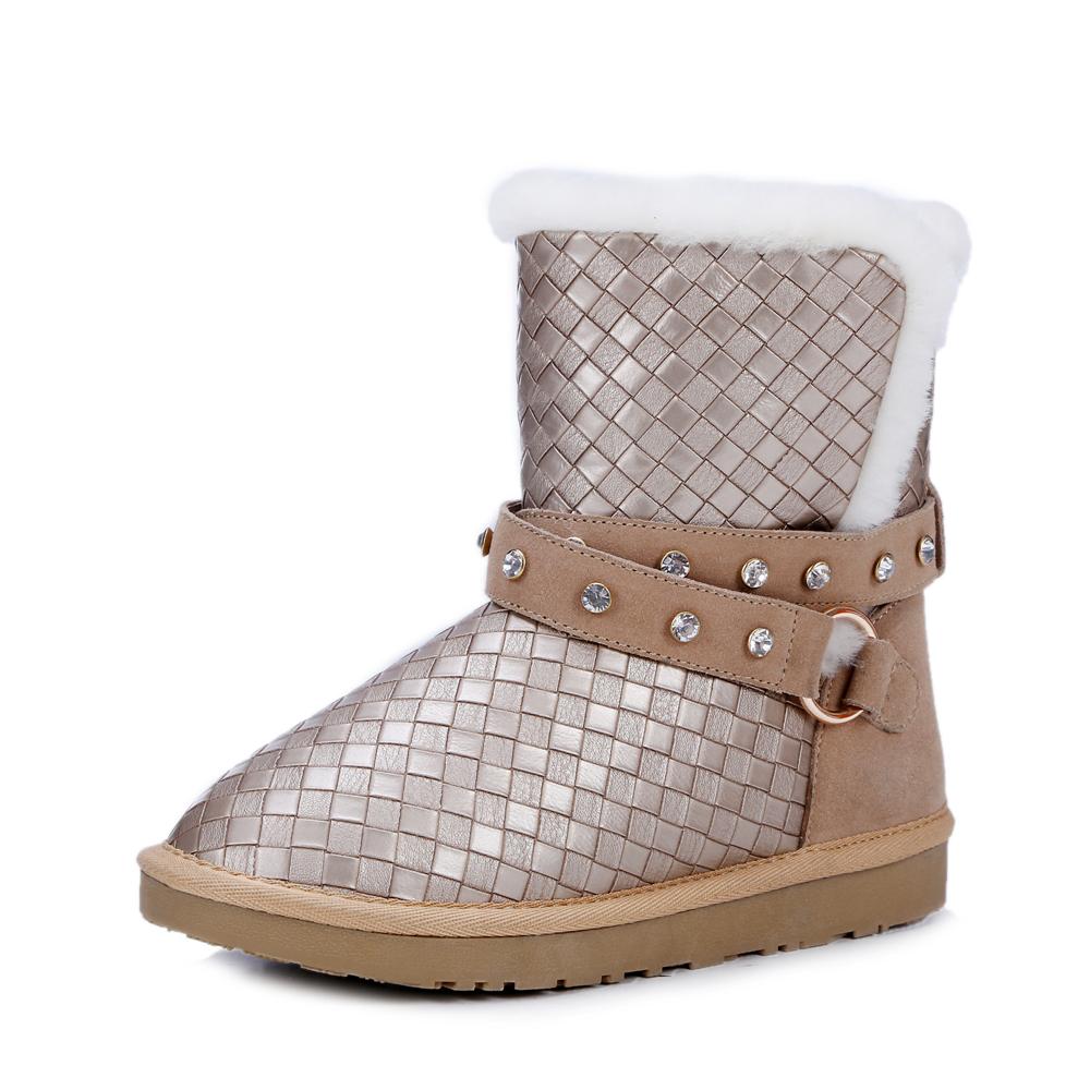 雪地靴扣43