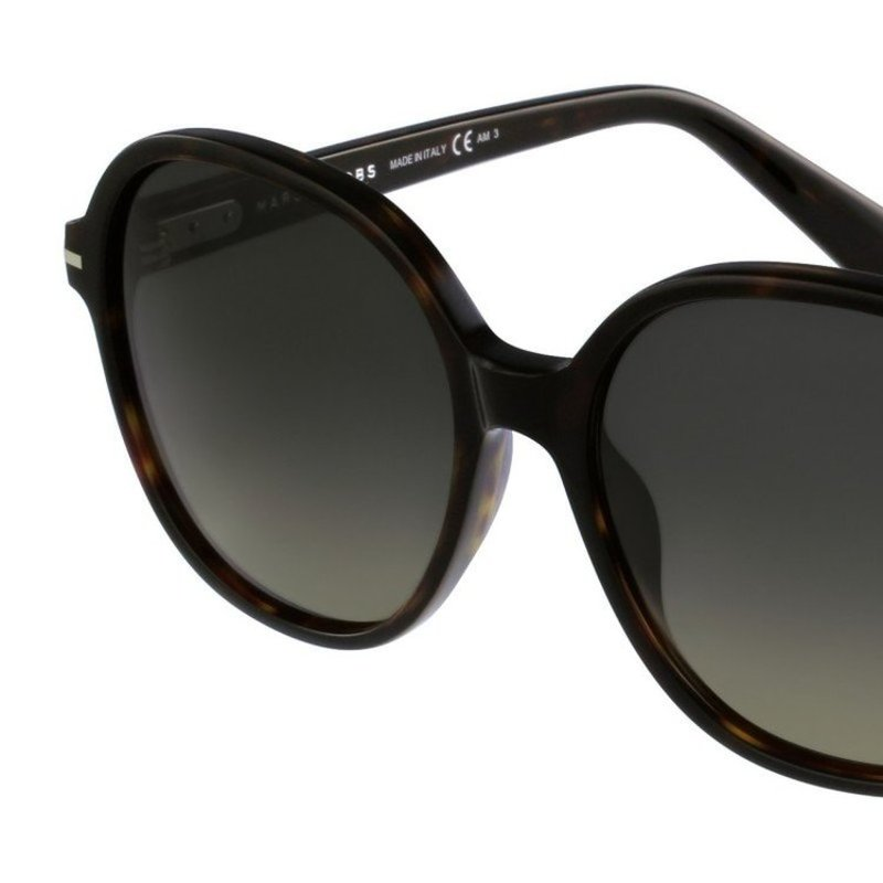 best women's aviator sunglasses  jacobs mj563/s havana