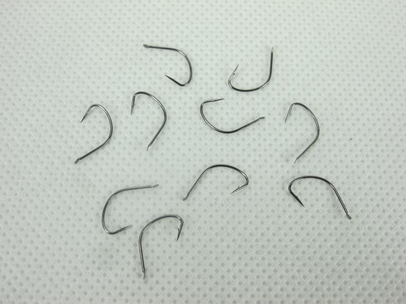 5像鱼钩 简笔画线稿