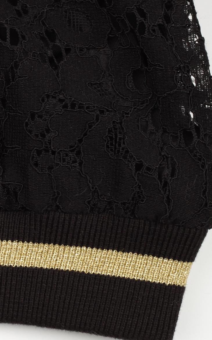 诗萌2015秋装新款专柜正品f刺绣花纹拼接长袖修身上衣