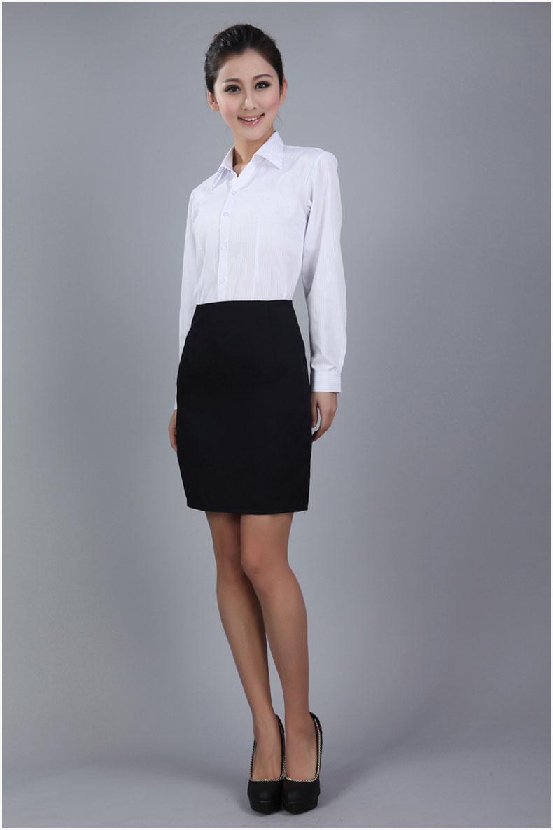 衫博女士正装裙一步裙工装裙商务裙包臀裙半身裙女装