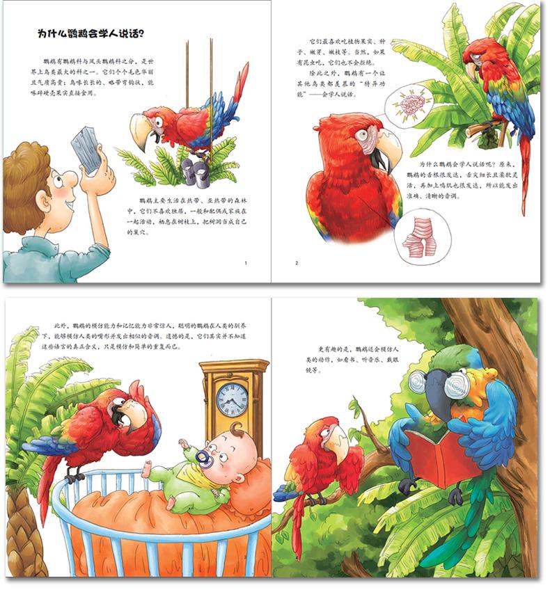 正版全6册大自然总动员系列丛书 科普漫画 科学漫画 少儿科普 儿童