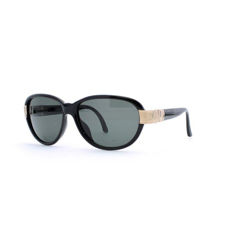black polarized sunglasses  black , brown authentic