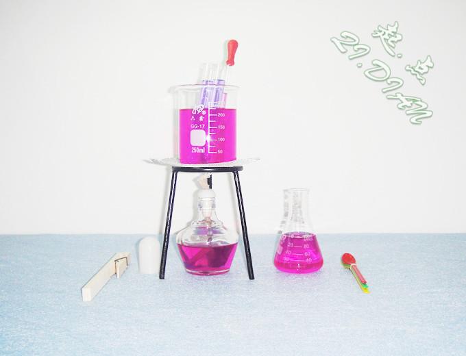 学校初中高中化学实验器材箱 实验箱教具 化学实验器材箱