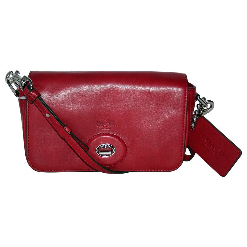 coach crossbody bag outlet  coach leather