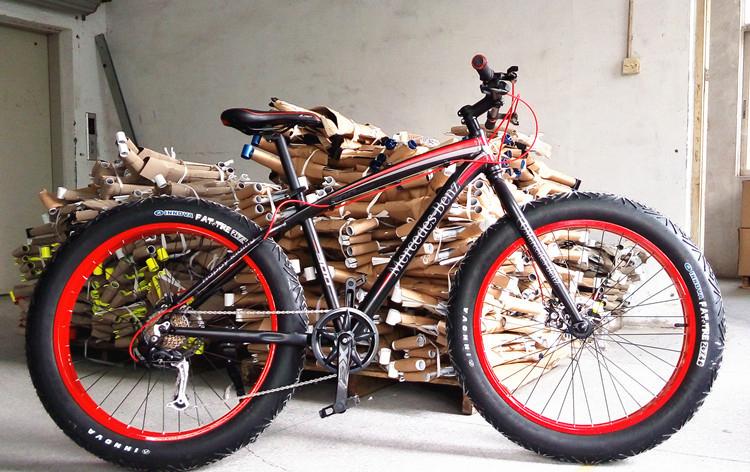 自行车-山地车如何组装才最好图片