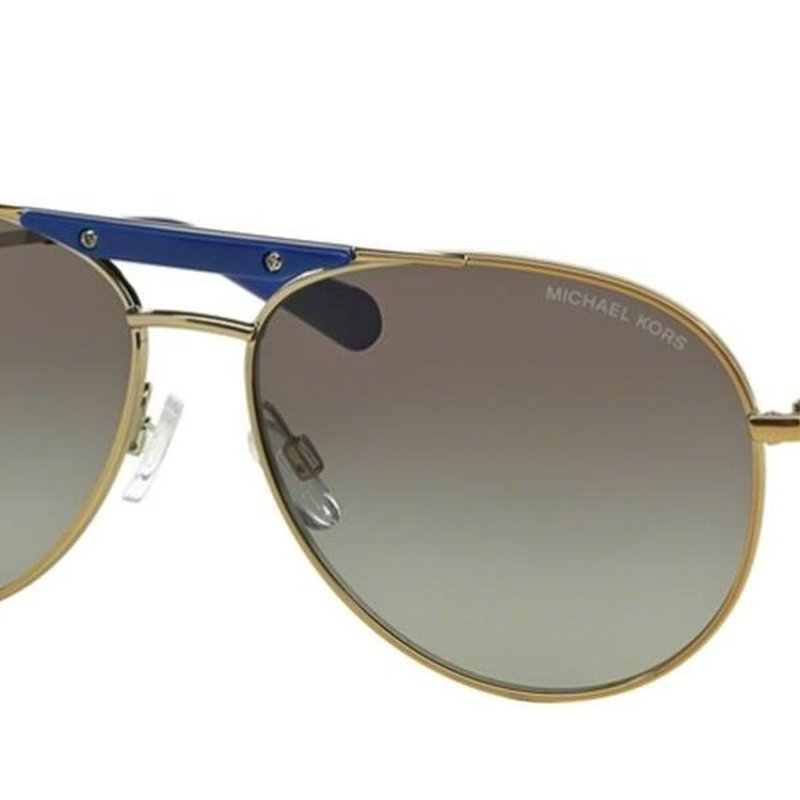 blue frame aviator sunglasses  blue zanzibar