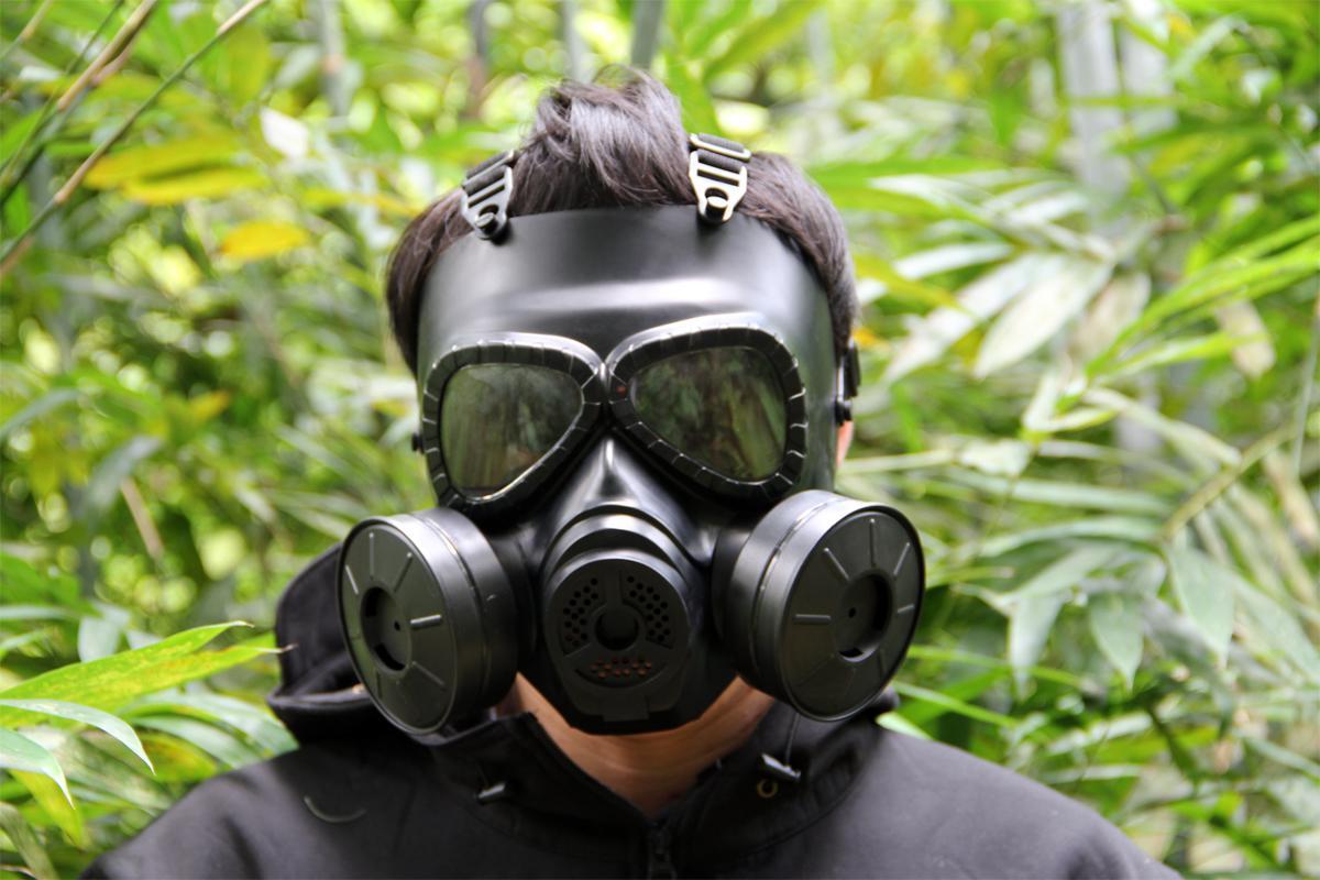 生化防毒面具