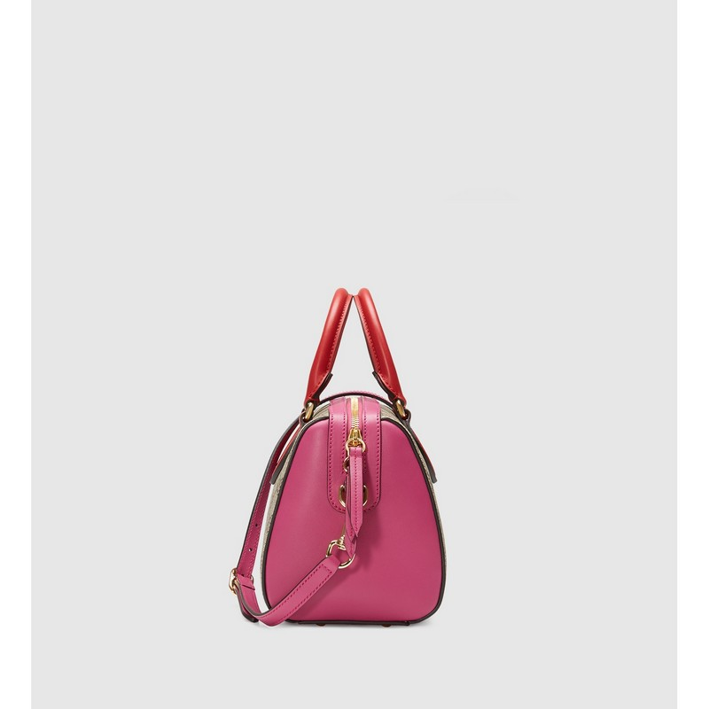 Túi xách nữ GUCCI logo 409529 KLQIG 9784 - ảnh 6