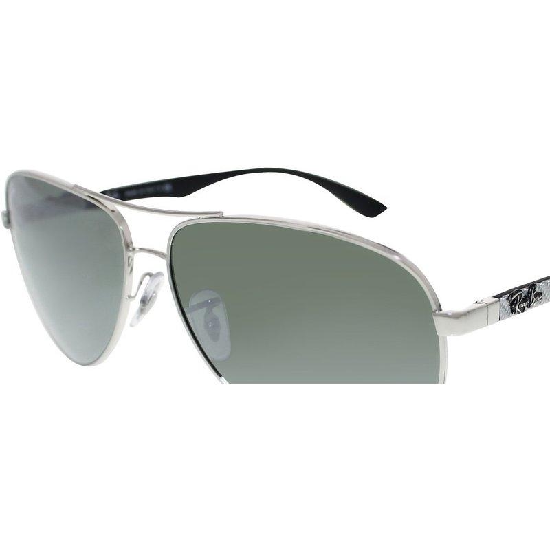 aviator style sunglasses  silver aviator