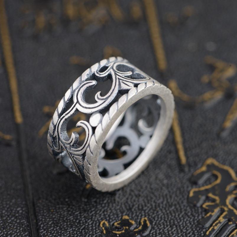 990足银戒指
