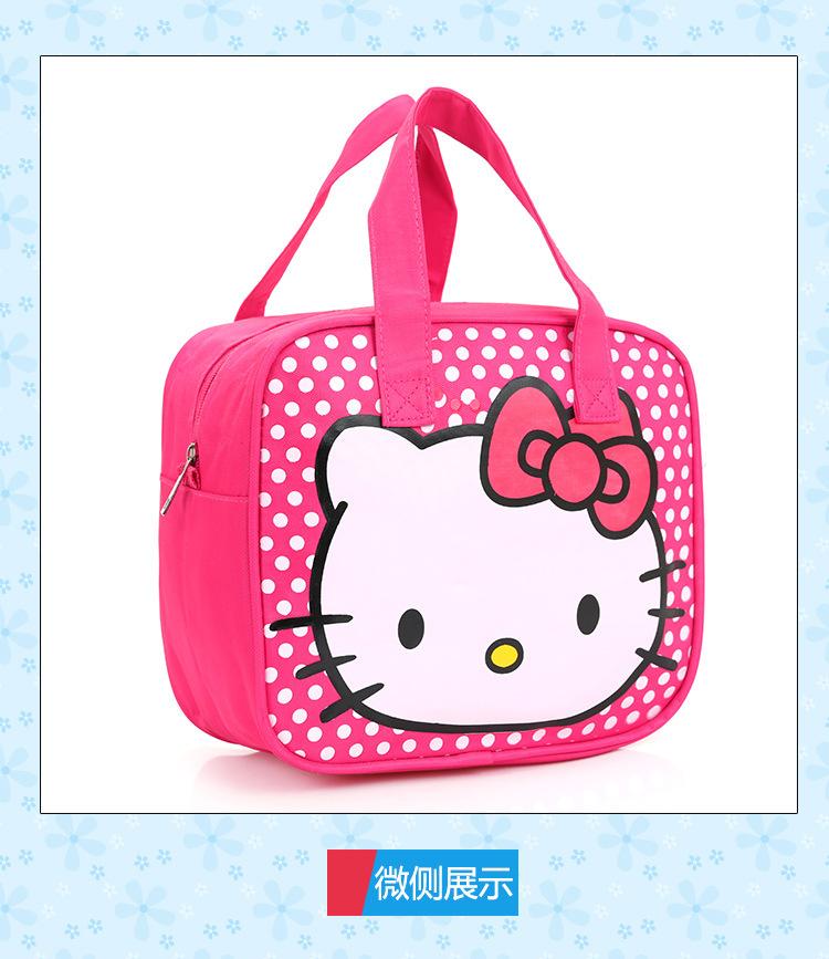 韩版儿童包包 可爱手提包时尚女童学生小孩公主包潮 蓝色