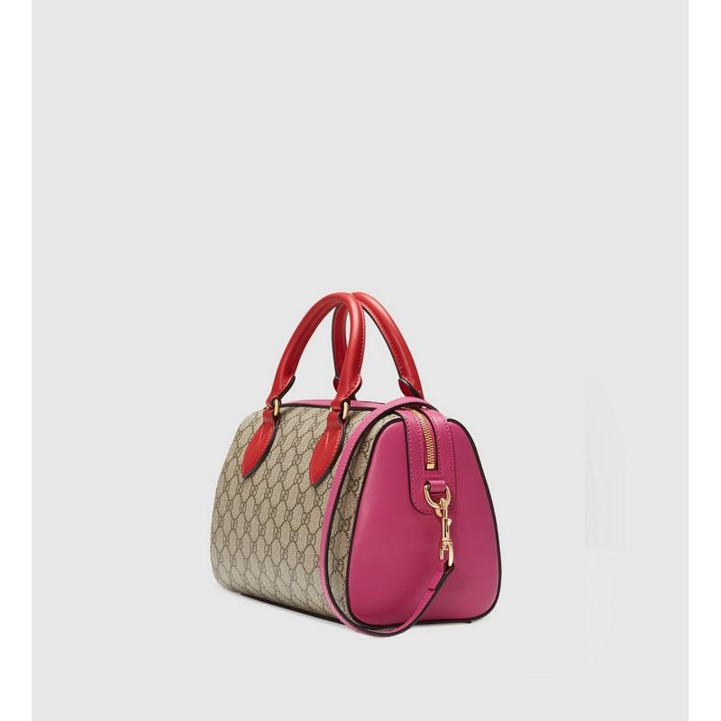 Túi xách nữ GUCCI logo 409529 KLQIG 9784 - ảnh 4