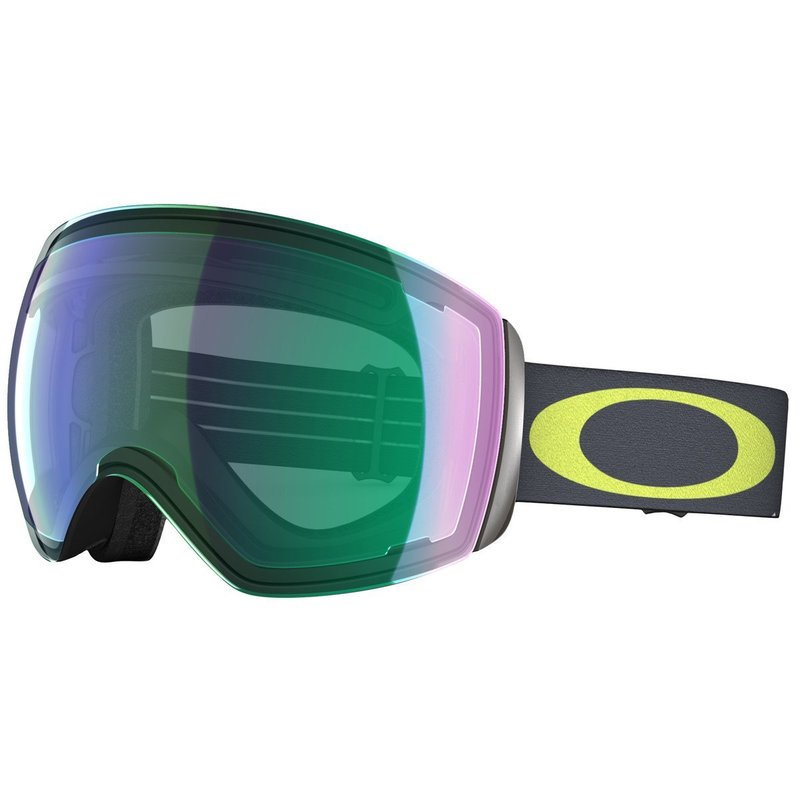 blue oakley goggles  oakley flight
