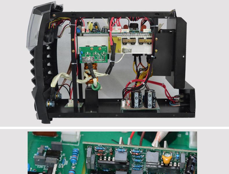 ZX7 500A逆变电焊机电路图图片