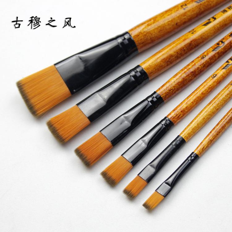 手绘墙绘画笔