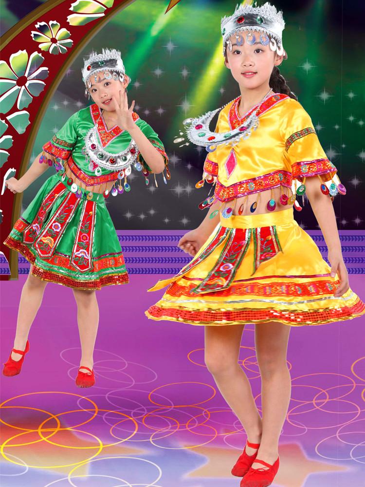 族服装摄影礼服儿童装表演出舞蹈迪士尼晚会图片