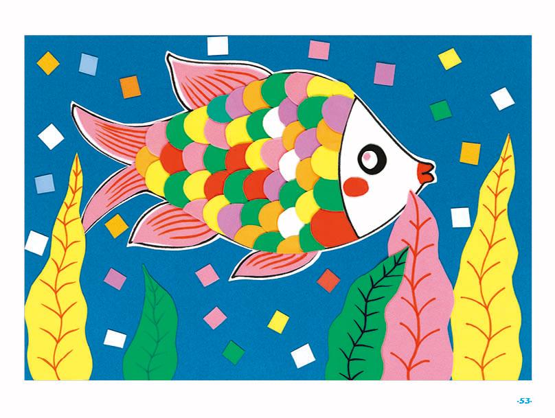 幼儿园美术 儿童画如何画
