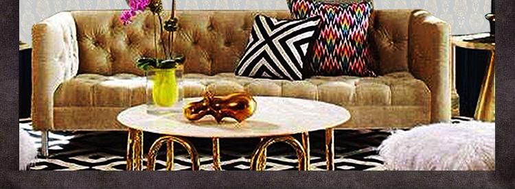 欧式田园风格装饰画 客厅餐厅墙面挂画 高档美式三联壁画 有框画 1号图片