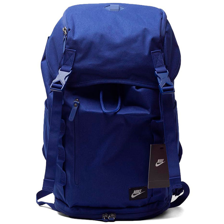 耐克男包2016夏新款休闲运动包双肩背包书包ba4885-455-010 黑色ba48图片
