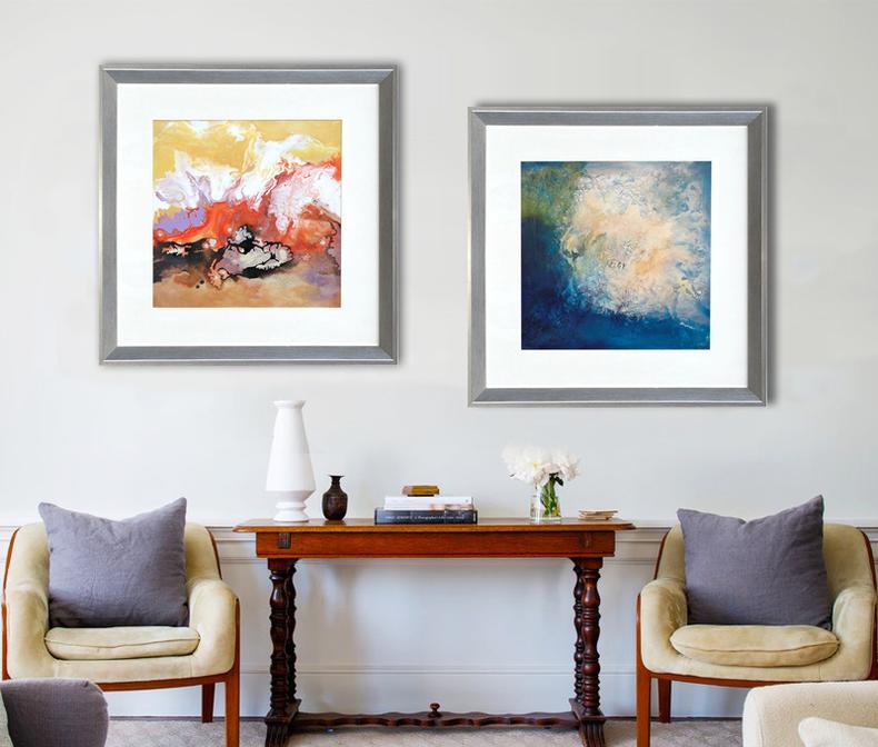 客厅摆饰品手工制作图片